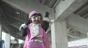 Super Heroine Jr. Saves the Crisis !! Beautiful Soldier Aurora Pink002