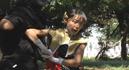 Super Heroine Jr.Saves the Crisis !! 2 Demonic Mates Double Zarahn015