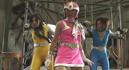 Super Heroine Saves the Crisis !! Brave Rangers001