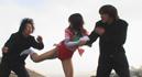 Super Heroine Saves the Crisis !! Princess Ken013