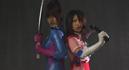 Super Heroine Saves the Crisis !! Princess Ken014