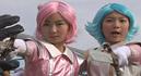 Fashionable Warriors Peach & Marin Advance019