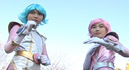 Fashionable Warriors Peach & Marin Future001