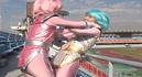 Fashionable Warriors Peach & Marin Future011