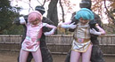 Fashionable Warriors Peach & Marin Future017