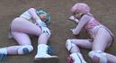 Fashionable Warriors Peach & Marin Future020